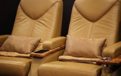 How To Choose the Best Home Cinema Seating